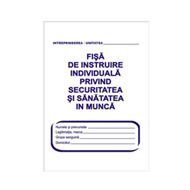 Fisa Instruire SSM