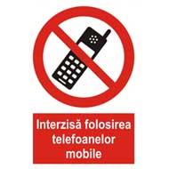 Interzisa folosirea telefoanelor mobile mobile 135